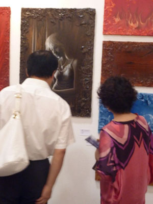 shangai art fair 01