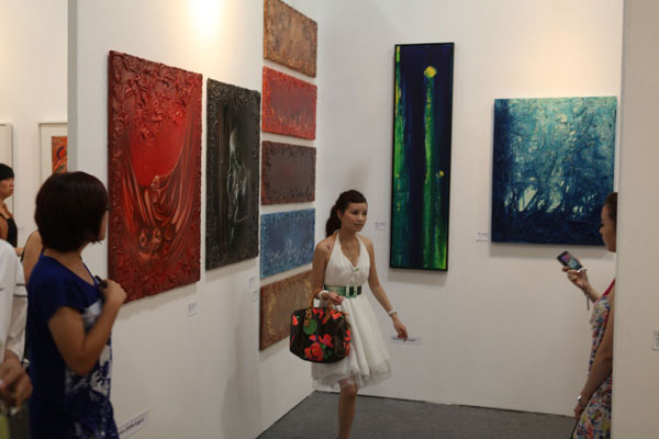 shangai art fair 03