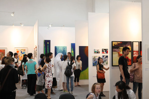 shangai art fair 05